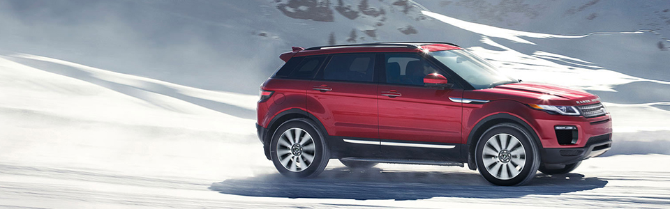 2018 Land Rover Range Rover Evoque Safety Main Img