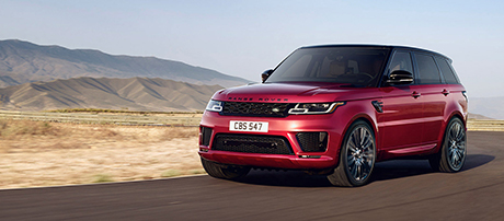 2018 Land Rover Range Rover Sport performance
