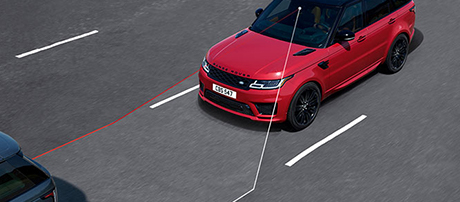 2018 Land Rover Range Rover Sport safety