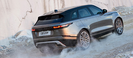 2018 Land Rover Range Rover Velar performance
