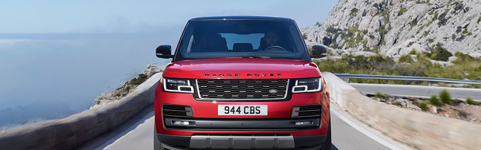 2018 Land Rover Range Rover Safety Main Img