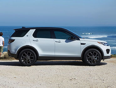 2019 Land Rover Discovery Sport appearance