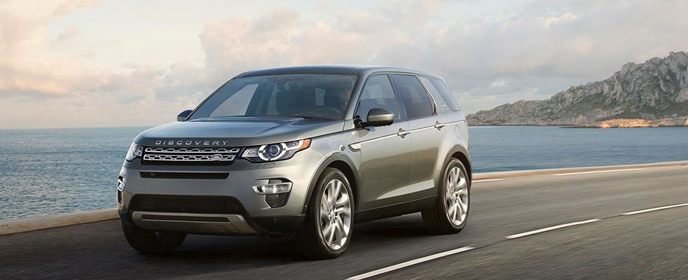 2019 Land Rover Discovery Sport Main Img