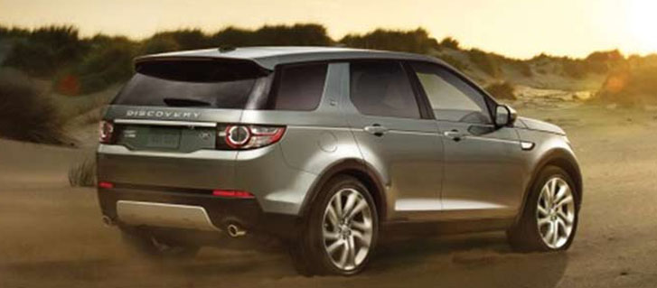 2019 Land Rover Discovery Sport safety