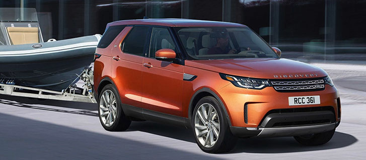 2019 Land Rover Discovery performance
