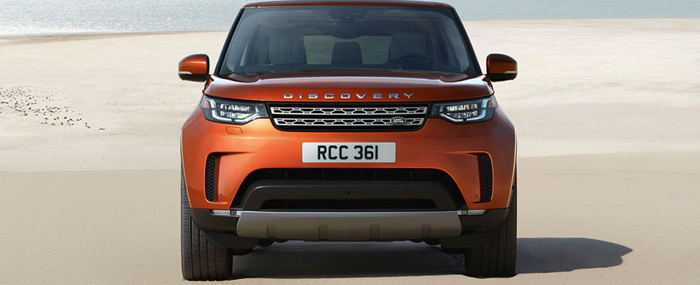 2019 Land Rover Discovery Safety Main Img