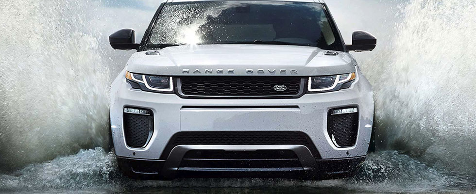2019 Land Rover Range Rover Evoque Safety Main Img