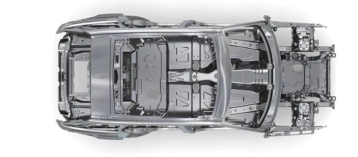 2019 Land Rover Range Rover Evoque safety