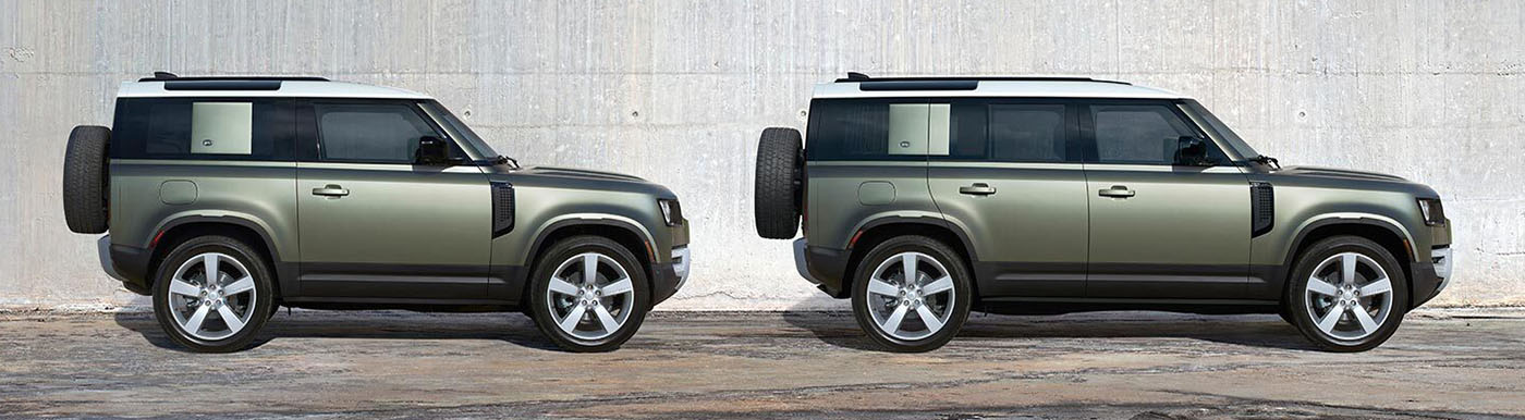 2020 Land Rover Defender Appearance Main Img