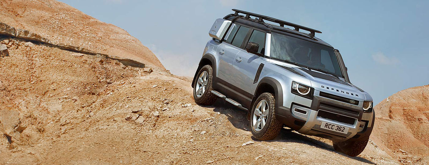 2020 Land Rover Defender Safety Main Img