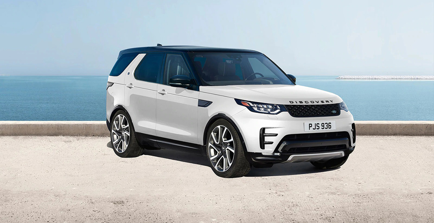 2020 Land Rover Discovery Appearance Main Img