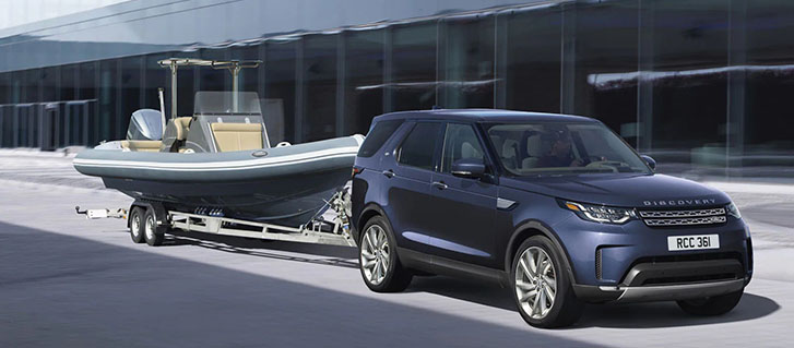 2020 Land Rover Discovery performance