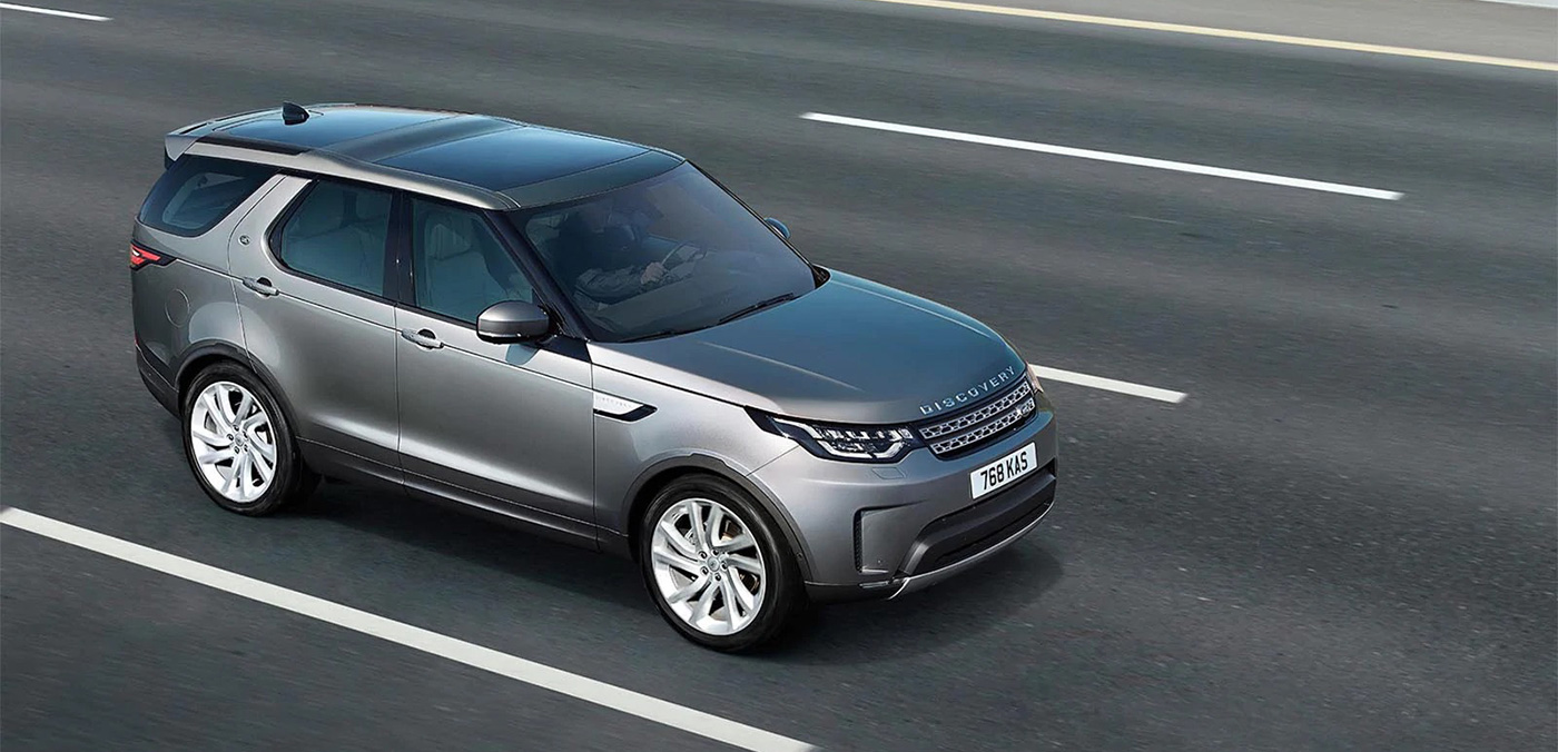 2020 Land Rover Discovery Safety Main Img