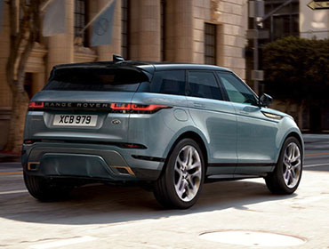 2020 Land Rover Range Rover Evoque appearance