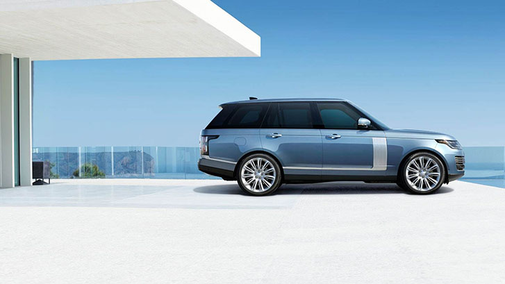 2020 Land Rover Range Rover Phev appearance