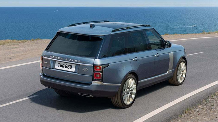 2020 Land Rover Range Rover Phev performance