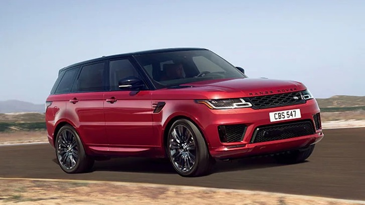 2020 Land Rover Range Rover Sport performance