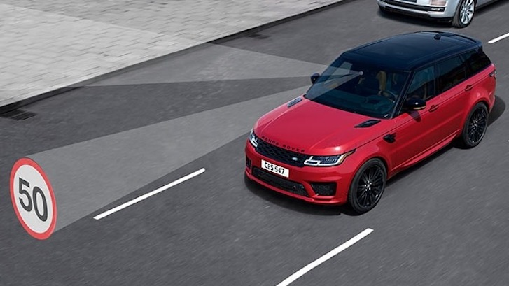 2020 Land Rover Range Rover Sport safety