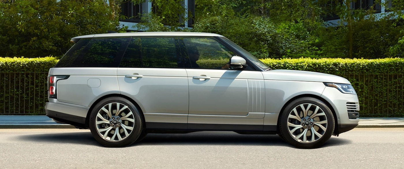 2020 Land Rover Range Rover Appearance Main Img