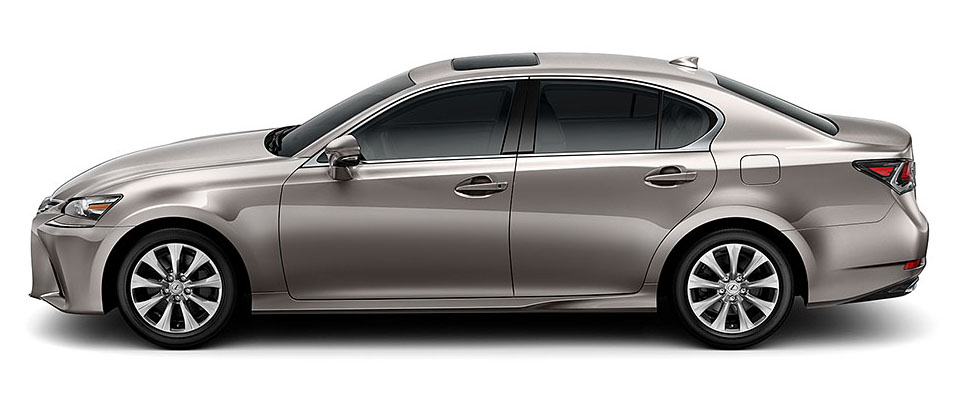 2016 Lexus GS Appearance Main Img