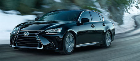2016 Lexus GS performance
