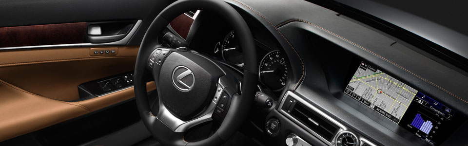 2016 Lexus GS Safety Main Img