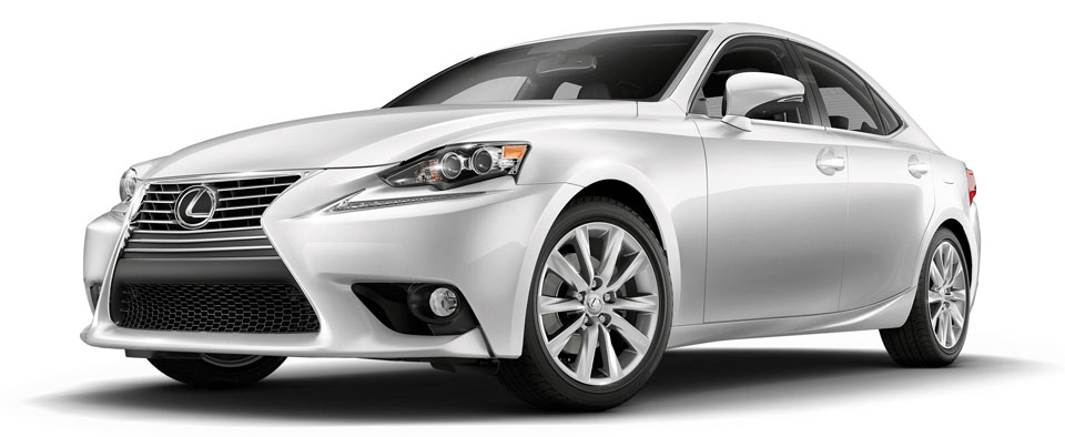 2016 Lexus IS Main Img
