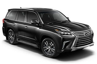 2016 Lexus LX for Sale in Scottsdale, AZ