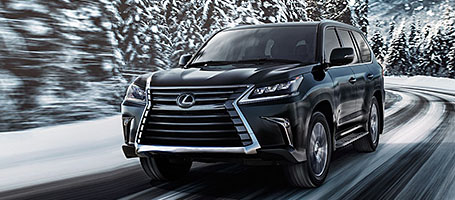 2016 Lexus LX performance