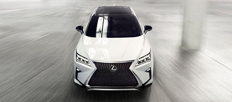 2016 Lexus RX performance