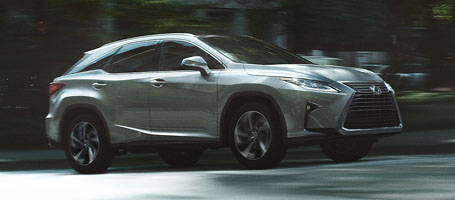 2016 Lexus RX safety