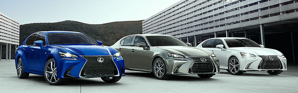 2017 Lexus GS Safety Main Img