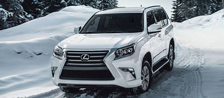2017 Lexus GX safety