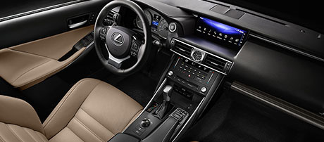2017 Lexus IS comfort