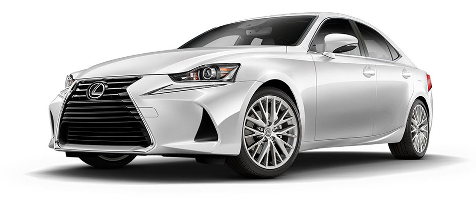 2017 Lexus IS Main Img