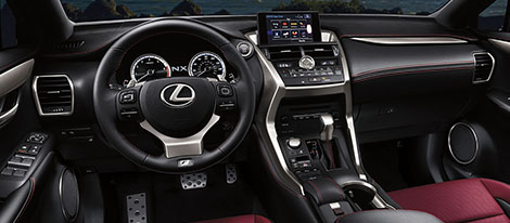 2017 Lexus NX performance