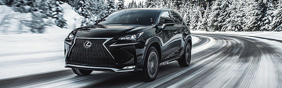 2017 Lexus NX Safety Main Img