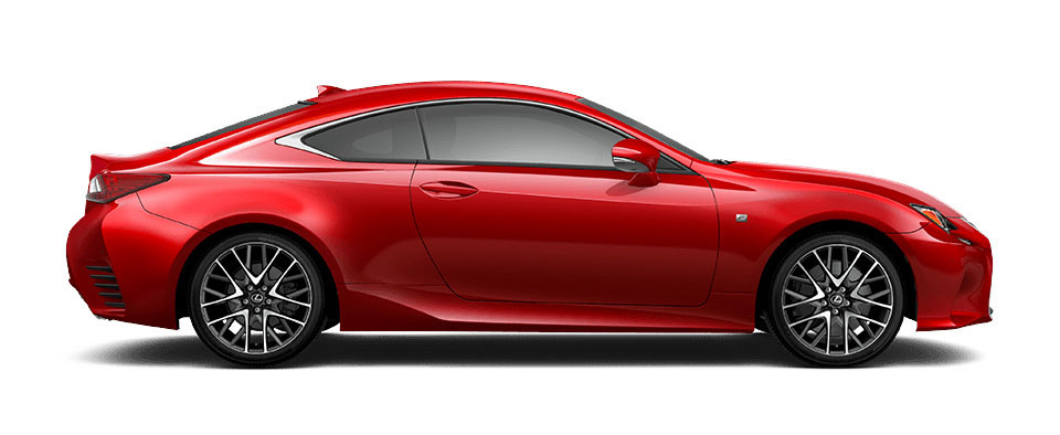 2017 Lexus RC Appearance Main Img
