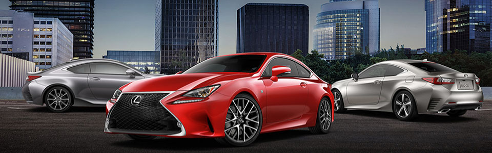 2017 Lexus RC Safety Main Img