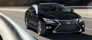 2018 Lexus ES performance
