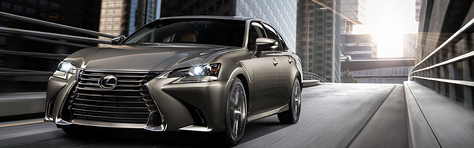 2018 Lexus GS Safety Main Img