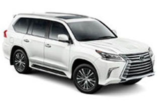 2018 Lexus LX for Sale in Scottsdale, AZ