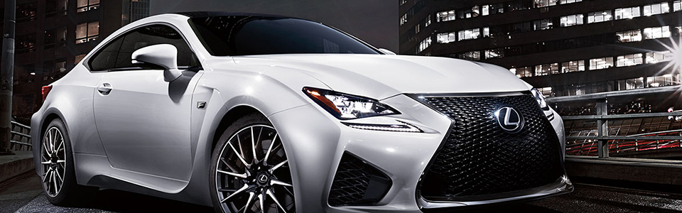 2018 Lexus RC F Safety Main Img