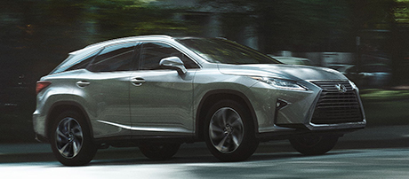 2018 Lexus RX safety