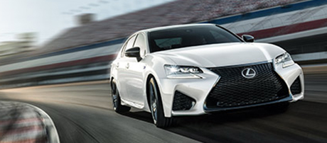 2019 Lexus GS F performance