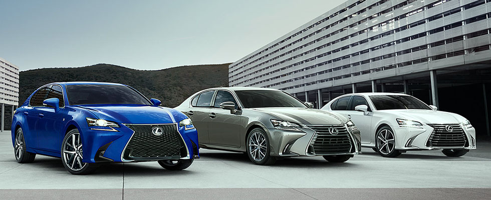 2019 Lexus GS Safety Main Img