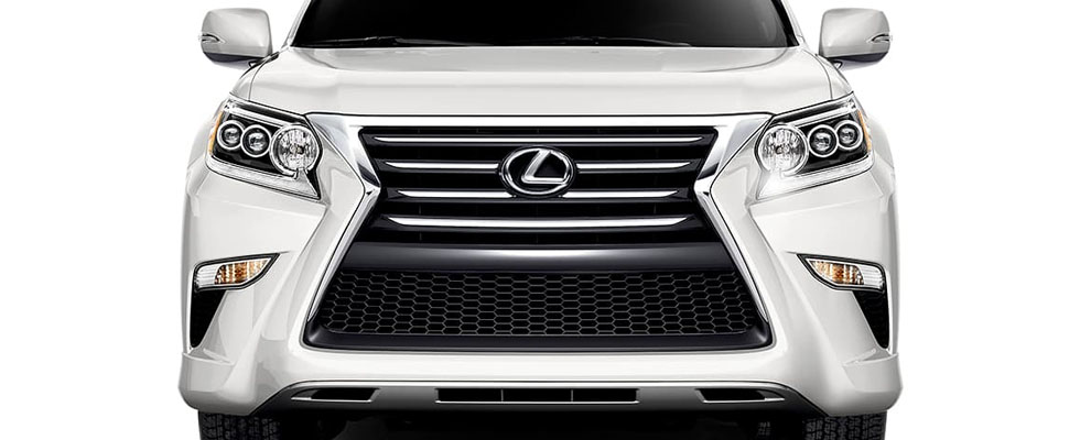 2019 Lexus GX Safety Main Img