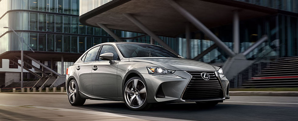 2019 Lexus IS Appearance Main Img