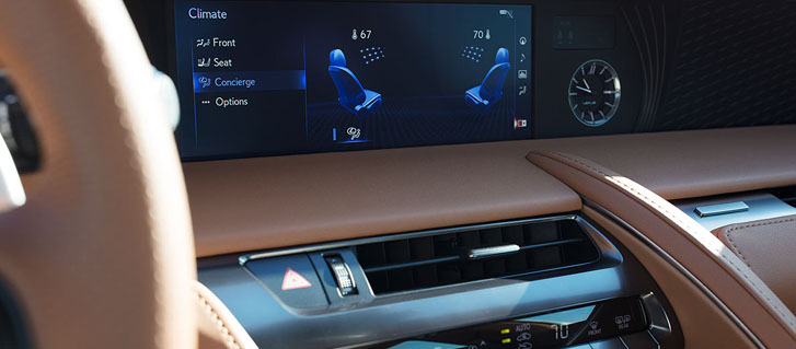 Dual-Zone Climate Control With Climate Concierge