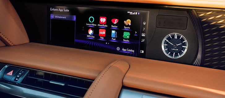Lexus Enform App Suite 2.0*